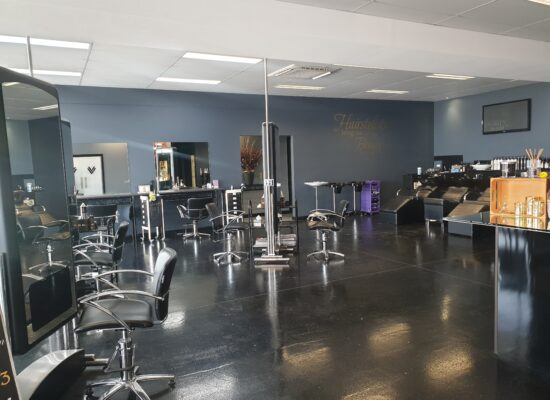 Our Beautiful Spacious Salon
